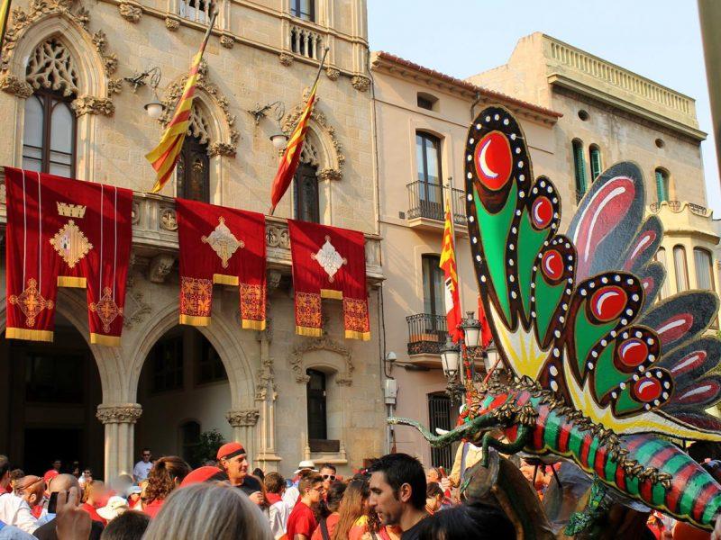 Festa Major de Terrassa 2012